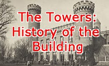 the towers history of the building