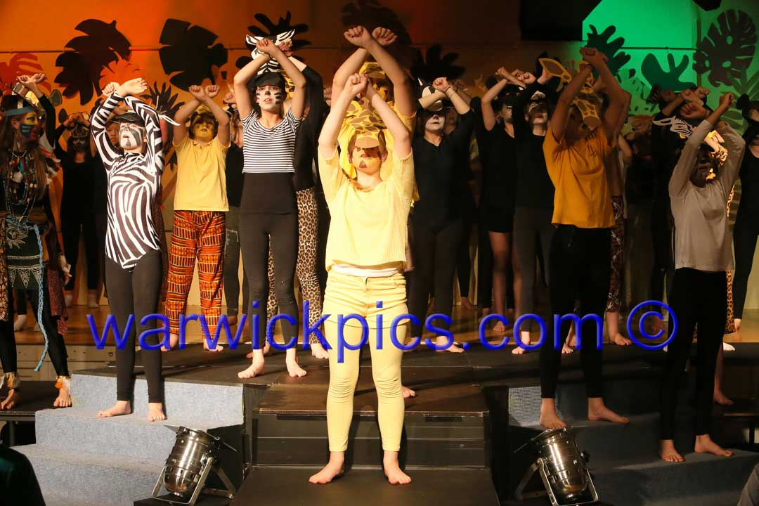 Lion King Cast 2 - The Towers