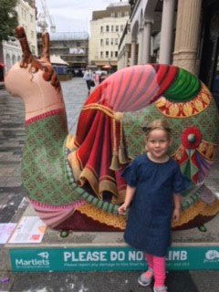 Hanging Out With The Snailspace Snails (4)