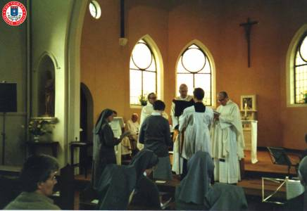 Sister Frances' Profession