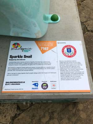 Sparkle The Towers Snail (2)
