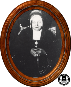 \'Granny\'---Sister-Emilienne-restored-and-framed