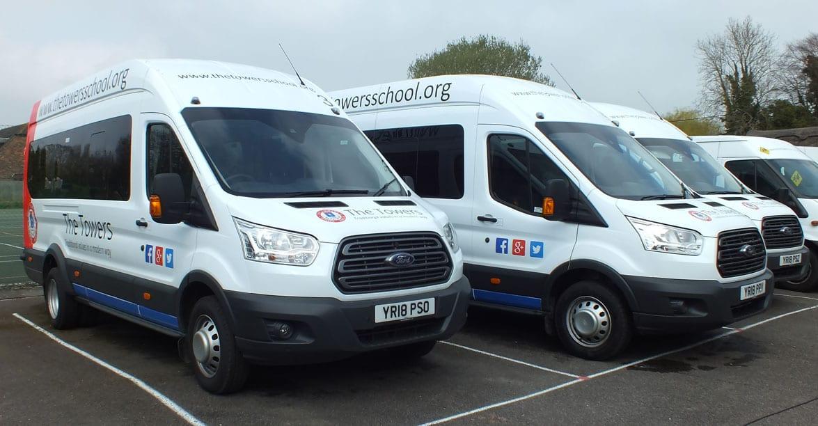 Minibus School Transport