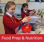 Food Prep & Nutrition Curriculum The Towers