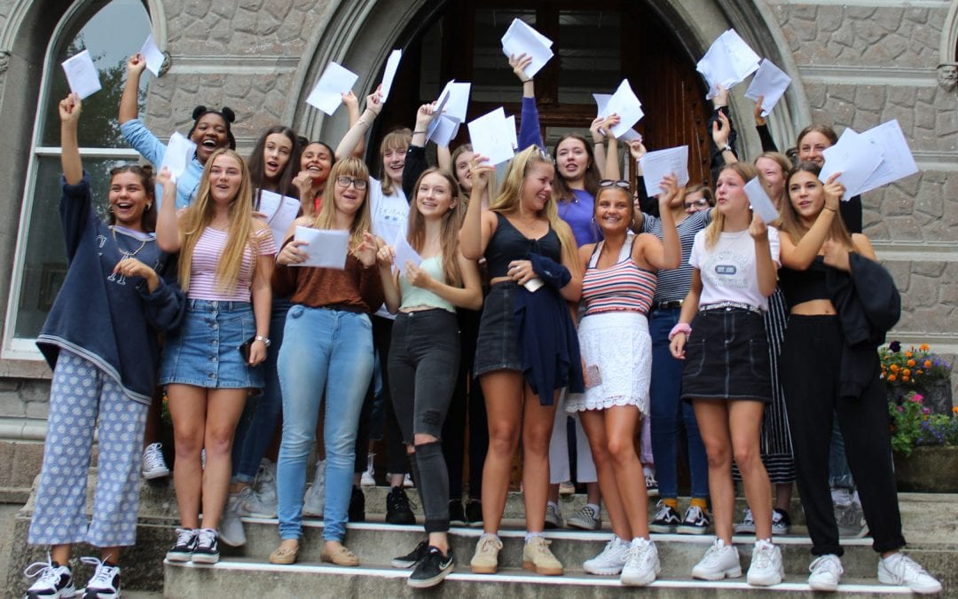 Amazing Towers! GCSE Results Day 2018
