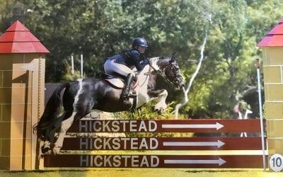 Equestrian Team's Success at Hickstead