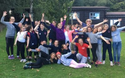Year 7 Team-Building at Hindleap Warren