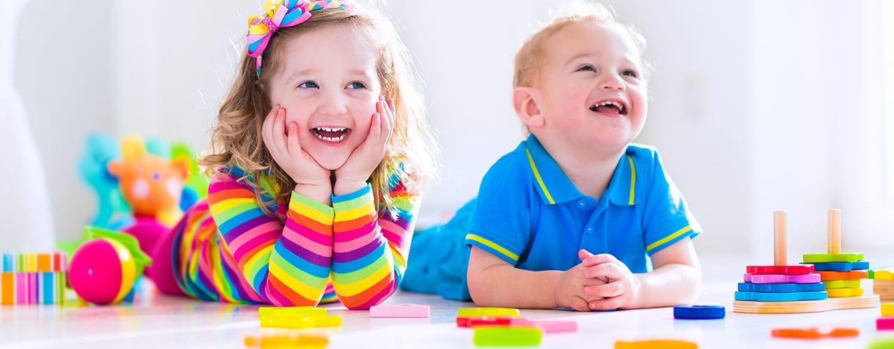 Home Slider Toddler Group