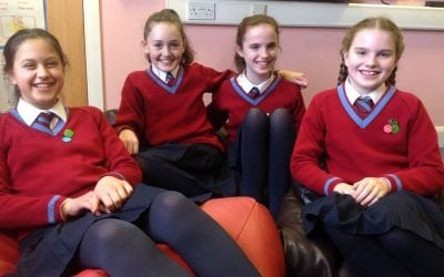 Year 7 in The French Spelling Bee
