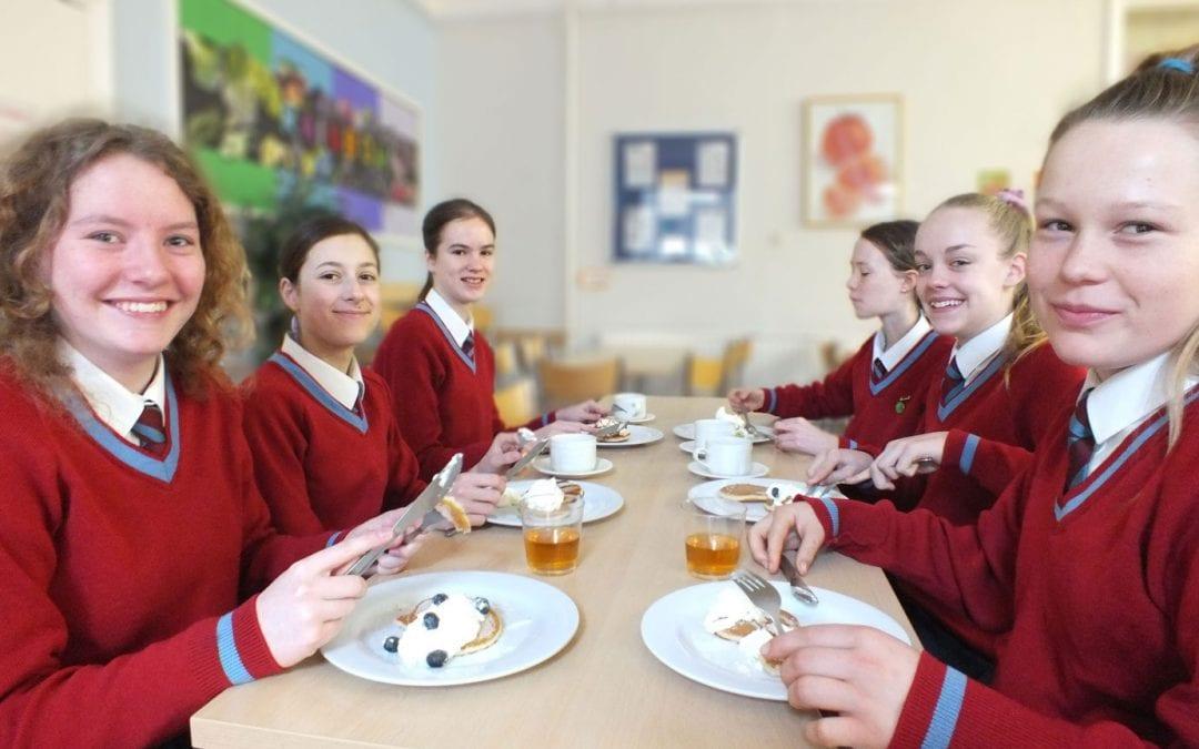 Fairtrade Pancake Breakfast