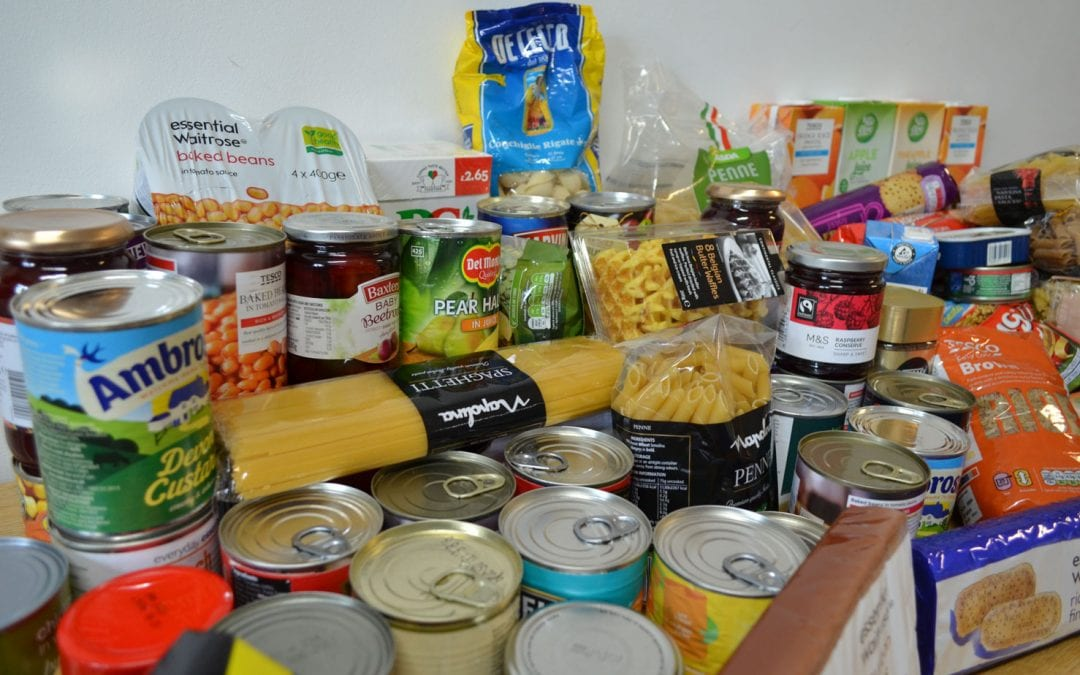 Shoreham Foodbank Donations