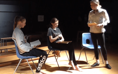 The Day Of The Year 8 Drama Competition