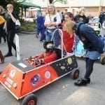 Goblin car races at Plumpton