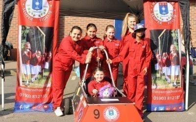 Goblin Car Races at Plumpton