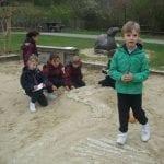ks1 trip to Southwater dinosaur Park