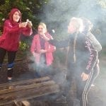 bronze dofe 2019 cooking marshmallows