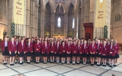 Secondary Schools Pilgrimage in Arundel