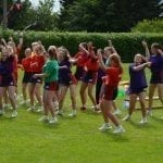 Year 10 Dance During Sports Day 2019.