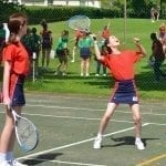 Sports Day 2019 Tennis.