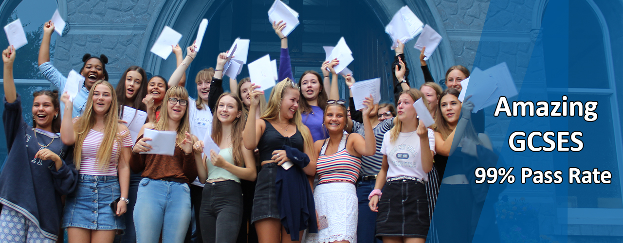 Amazing GCSES at The Towers