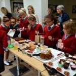 Macmillan Coffee Morning Upper Juniors