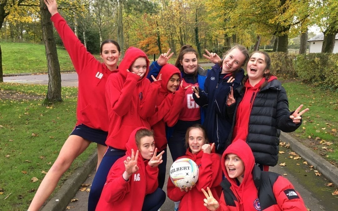 Year 11 PGL Netball Weekend – November 2019-11-18