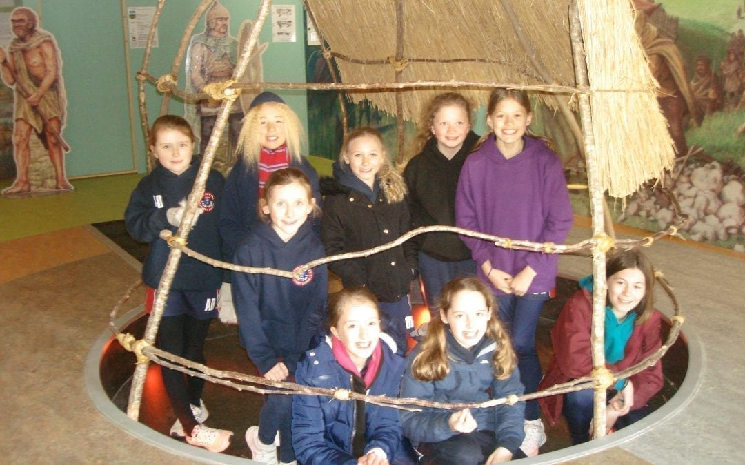 The Juniors visit Newhaven Fort